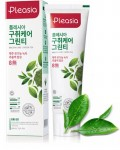 Зубная паста Pleasia Green Tea Toothpaste 100г