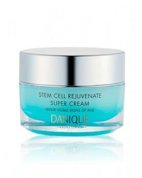Омолоджуючий крем для обличчя і навколо очей зі стовбуровими клітинами Danique Stem Cell Rejuvenate Super Cream