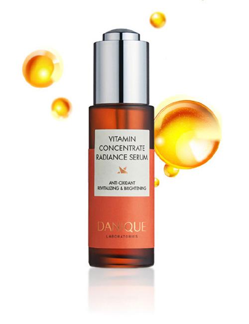 Витаминная концентрированная сыворотка для лица Danique Vitamin Concentrate Radiance Serum