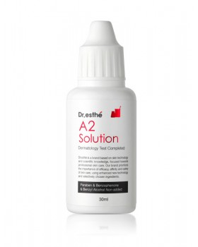 Тонік для лікування акне і вугрів Dr.esthe AC Solution