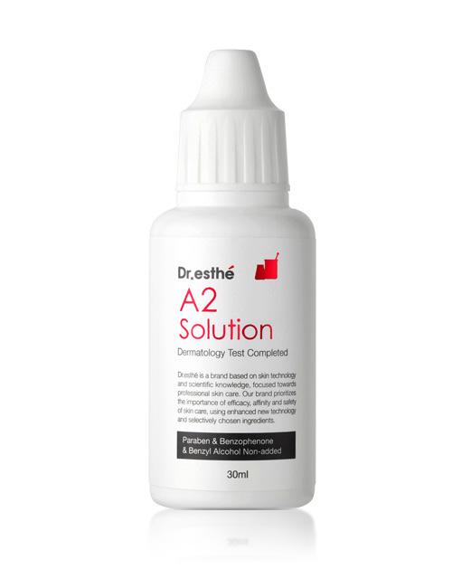 Тоник для лечения акне и угрей Dr.esthe A2 Solution
