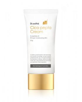 Пептидний крем для повік і обличчя Dr.esthe Cica Pepta Cream