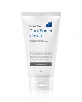 Високо зволожуючий крем з ліпідами для обличчя та тіла Dr.esthe Dual Barrier Cream