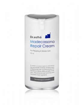 Антивіковий з мадекассосидом інкапсульований для обличчя Dr.esthe Madecassona Repair Cream