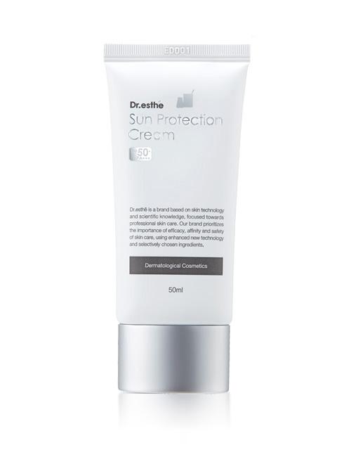 Увлажняющий солнцезащитный крем для лица Dr.esthe Sun Protection CreamSPF50+/PA+++