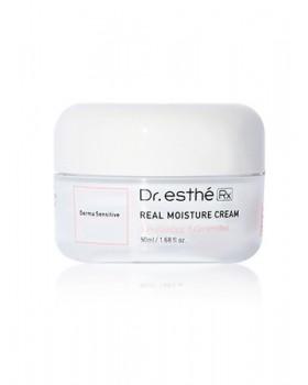 Увлажняющий крем с пробиотиками для чувствительной кожи Dr.esthe RX Real Moisture Cream