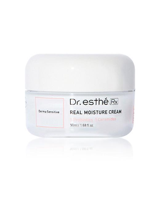 Зволожуючий крем з пробіотиками для чутливої шкіри Dr.esthe RX Real Moisture Cream