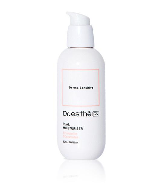Увлажняющий лосьон с пробиотиками для чувствительной кожи Dr.esthe RX Real Moisturizer Lotion