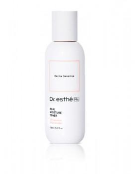 Зволожуючий тонер з пробіотиками для чутливої шкіри Dr.esthe RX Real Moisture Toner