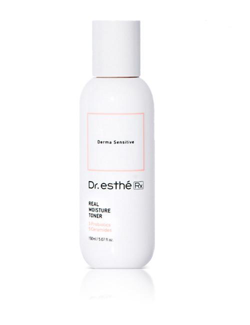 Увлажняющий тонер с пробиотиками для чувствительной кожи Dr.esthe RX Real Moisture Toner