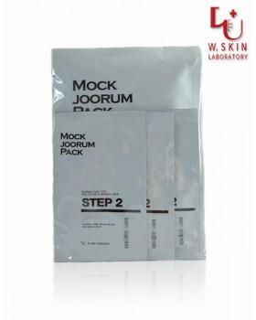 Антивіковий крем-маска для шиї і декольте W.Skin Stop-Aging Mock Joo Rum