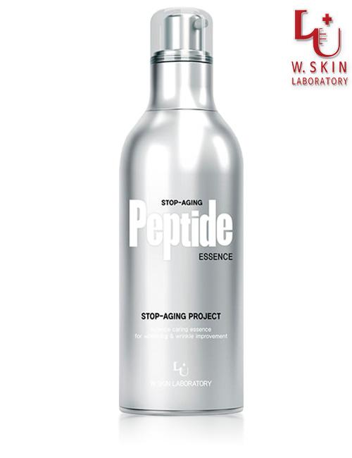 Эссенция для лица с пептидами W.Skin Stop-Aging Peptide Essence