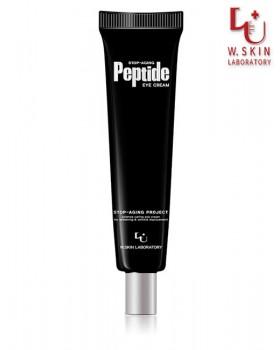Крем для повік з пептидами W.Skin Stop-Aging Peptide Eye Cream