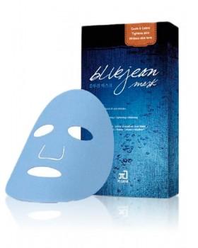 Охолоджувальна маска з пептидним комплексом Pi.Gene Blue Jean Mask