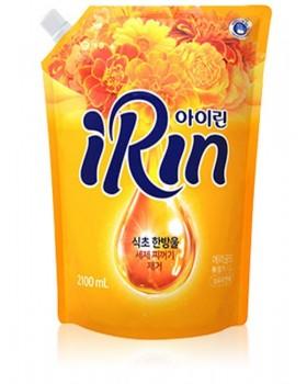 Ополаскиватель для белья  Irin Fabric Softener Mery Gold  2.1л мягкая упаковка