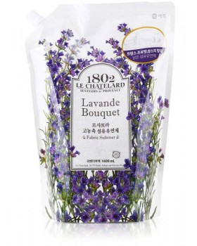 Ополіскувач для білизни Le Chatelard Fabric Softener Lavender Bouquet 1.6л