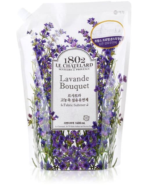 Ополаскиватель для белья  Le Chatelard Fabric Softener Lavender Bouquet   1.6 л