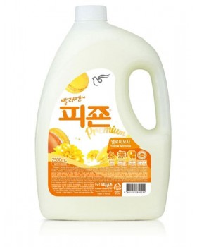 Ополіскувач для білизни Pigeon Premium Fabric Softener Yellow Mimosa 2.5л