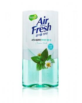 Жидкий освежитель воздуха Air Fresh Crystal Water Asian Herb 400мл