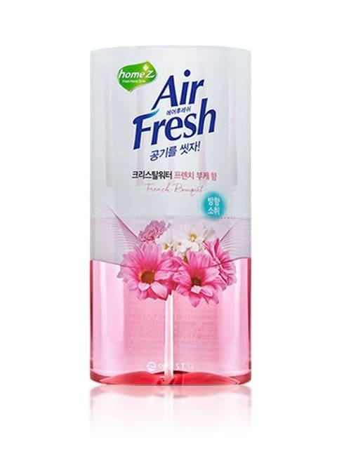 Жидкий освежитель воздуха Air Fresh Crystal Water French Bouquete 400мл