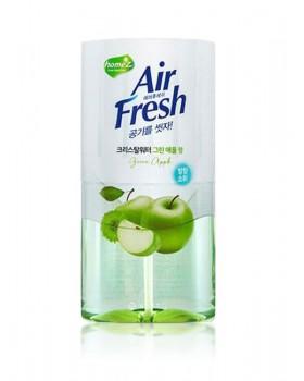 Жидкий освежитель воздуха Air Fresh Crystal Water Green Apple 400мл