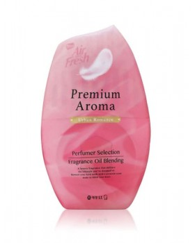 Жидкий освежитель воздуха Air Fresh Premium Aroma Urban Romance 400мл