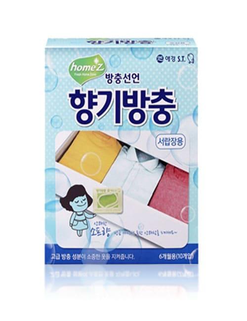 Средство от моли для комода Home'Z Insect Repellent Fragrance Soft