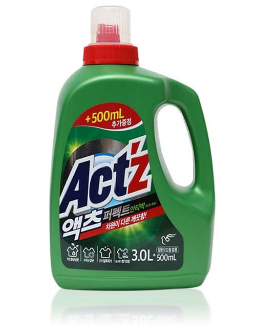 Гель для прання ACT'Z Perfect Anti Bacteria 3.5л