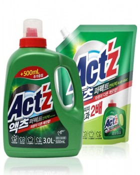 Гель для стирки ACT'Z Perfect Anti Bacteria 3.5л + 2.2л