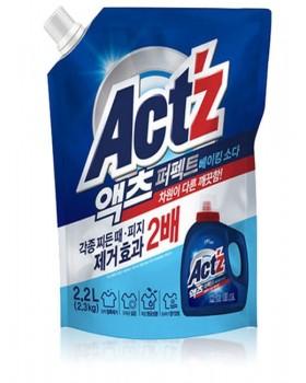Гель для стирки ACT'Z Perfect Baking Soda 2.2л мягкая упаковка