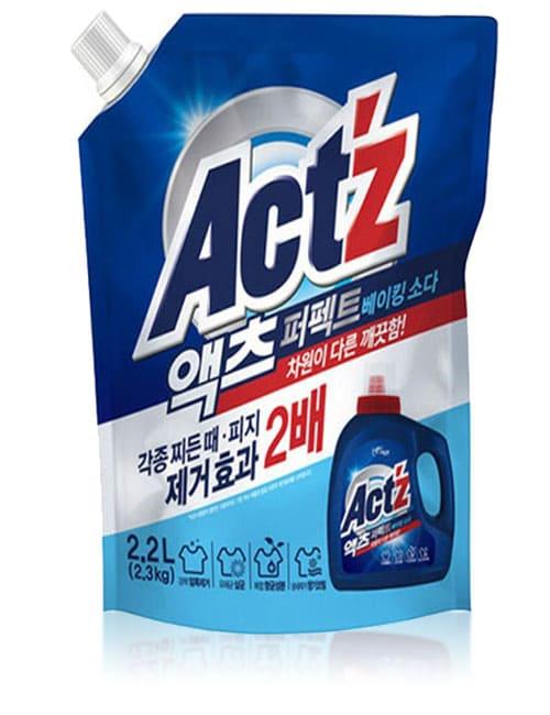 Гель для прання ACT'Z Perfect Baking Soda 2.2л м'яка упаковка