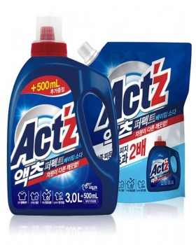Гель для стирки ACT'Z Perfect Baking Soda 3.5л + 2.2л