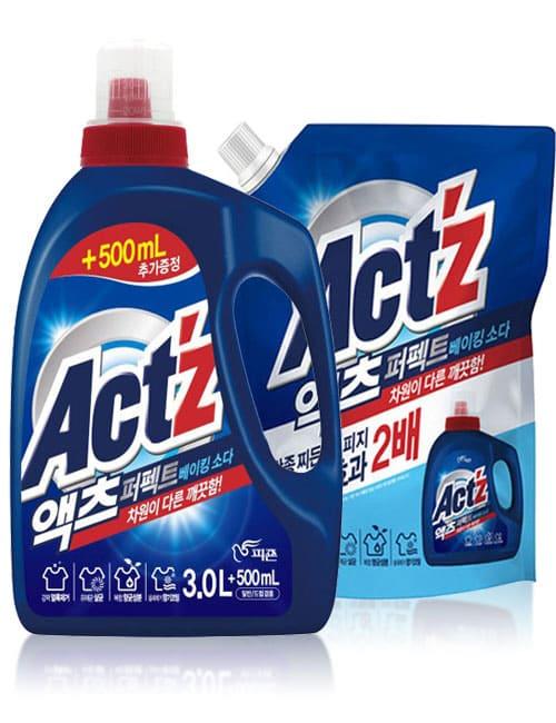 Гель для стирки ACT'Z Perfect Baking Soda 3.5л + 2.2л