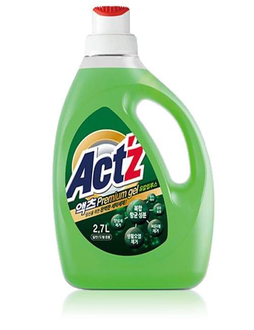 Гель для прання ACT'Z Premium Gel Eucalyptus 2.7л