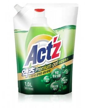 Гель для стирки ACT'Z Premium Gel Eucalyptus 1л мягкая упаковка
