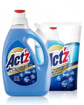 Гель для стирки ACT'Z Premium Gel Fresh 2.7л + 1л