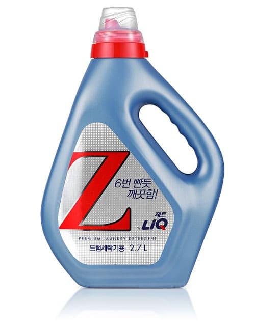 Гель для прання LiQ Z Original For Drum 2.7л