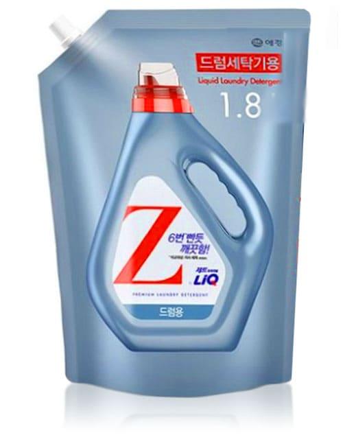Гель для прання LiQ Z Original For Drum 1.8л м'яка упаковка