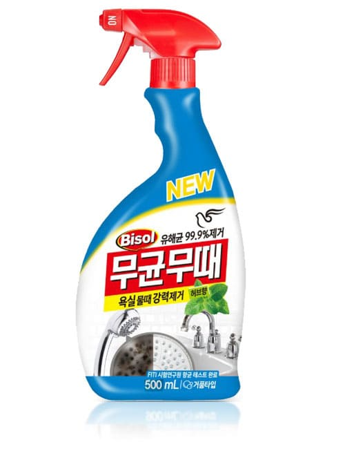 Чистящее средство для ванной Bisol Aseptic For Bathroom Mint 500мл