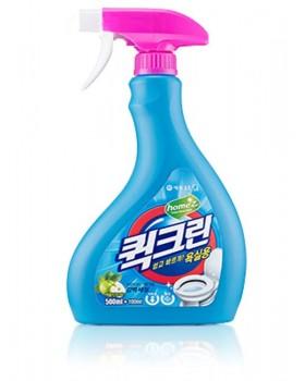 Засіб для чищення ванної Home'Z Quick Clean For Bathroom Apple 600мл