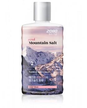 Ополіскувач для порожнини рота 2080 Pure Gargle Pink Salt Mild Mint Mouthwash 750мл