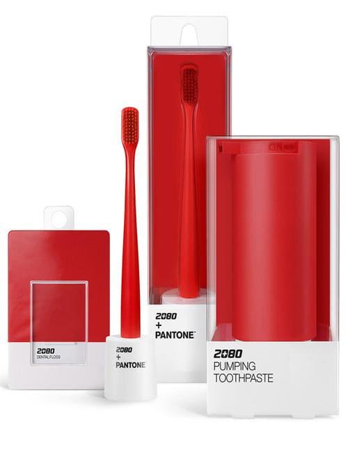 Зубна паста с дозатором 2080 Pantone Pumping Original Toothpaste 175г