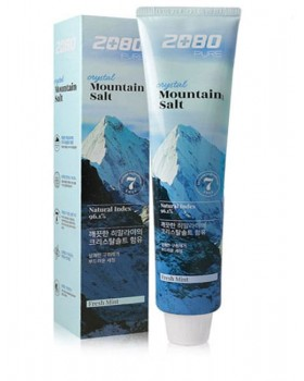 Зубная паста 2080 Pure Crystal Mountain Salt Toothpaste 120г