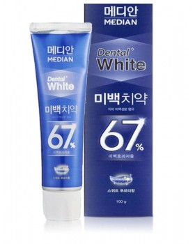 Зубна паста Median Dental White 67% Fruity Toothpaste 100г