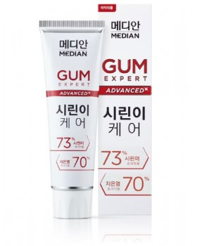 Зубная паста Median Gum Expert Advanced Sirin Toothpaste 120г