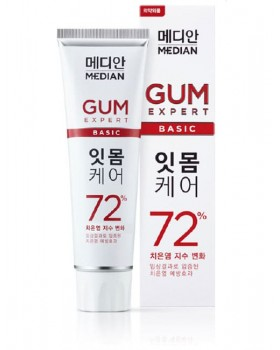 Зубная паста Median Gum Expert Basic  Toothpaste 120г