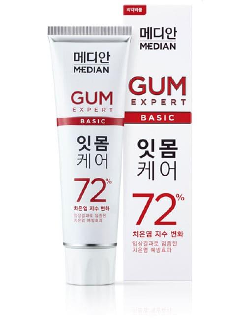 Зубна паста Median Gum Expert Basic  Toothpaste 120г