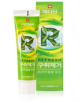 Зубная паста Median Refresh Toothpaste 120г