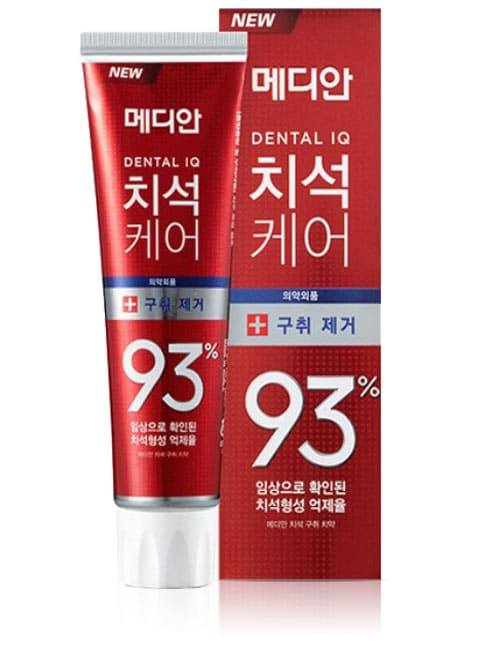 Зубна паста Median Dental IQ 93% Breath Care Toothpaste 120г