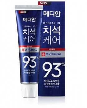 Зубная паста Median Dental IQ 93% Original Toothpaste 120г